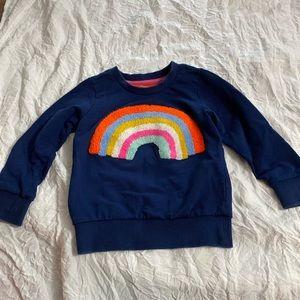 Firearm boden style sweatshirt